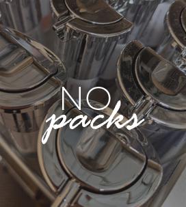 NO PACKS