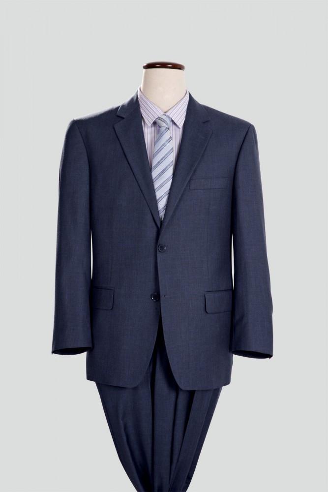 Bel Air Fashions Modern Fit Suit