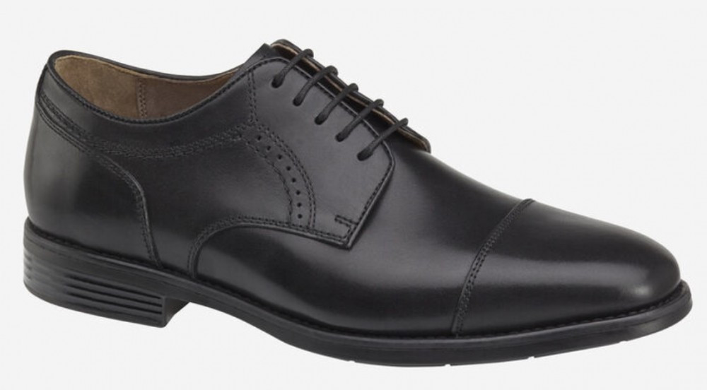 XC4 Cap Toe Tie Shoes XW Width by Johnston and Murphy