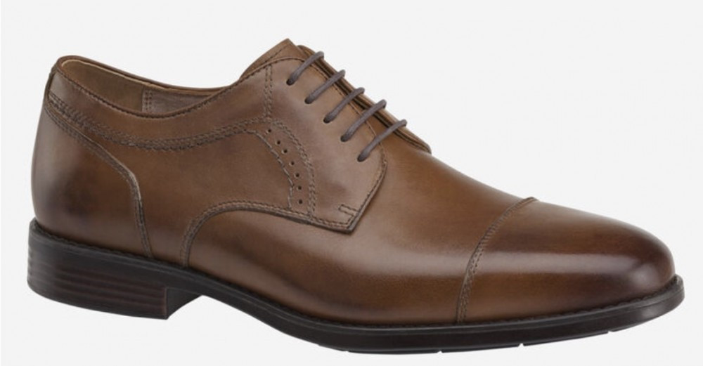 XC4 Cap Toe Tie Shoes by Johnston and Murphy - Medium