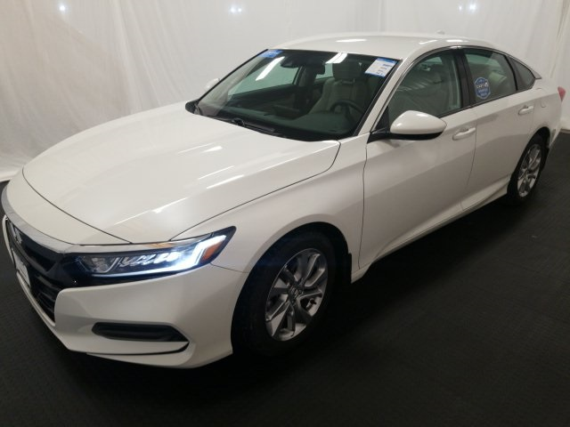 Certified 2018 Honda Accord