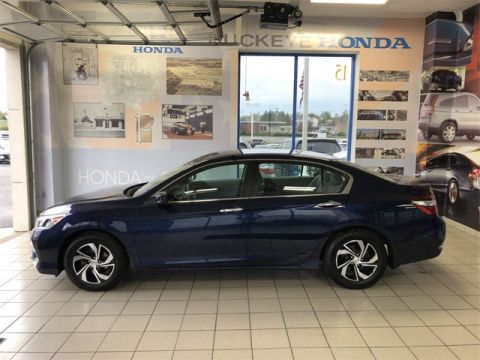Honda Accord For Sale At Buckeye Honda In Lancaster Ohio